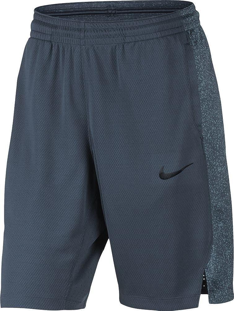Nike W Nk Pantalón Corto de Baloncesto, Mujer, Azul Squadron ...