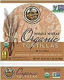 La Tortilla Factory Whole Wheat Organic Tortillas 30.33oz (20 Tortillas)