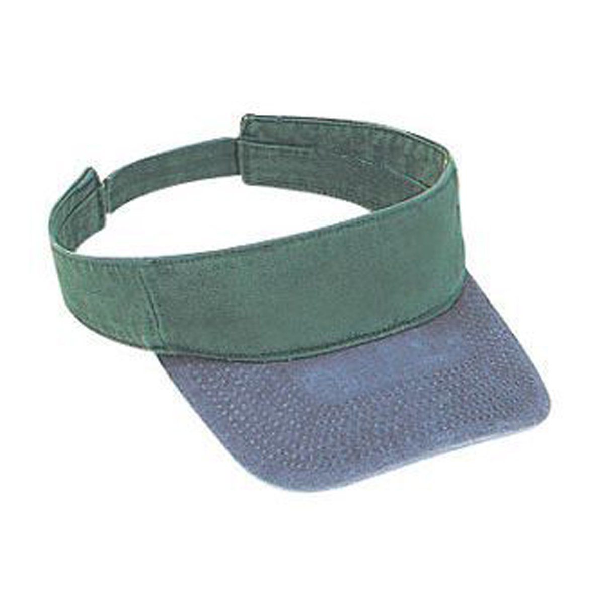 Otto Washed Pigment Dyed Cotton Twill Sun Visors