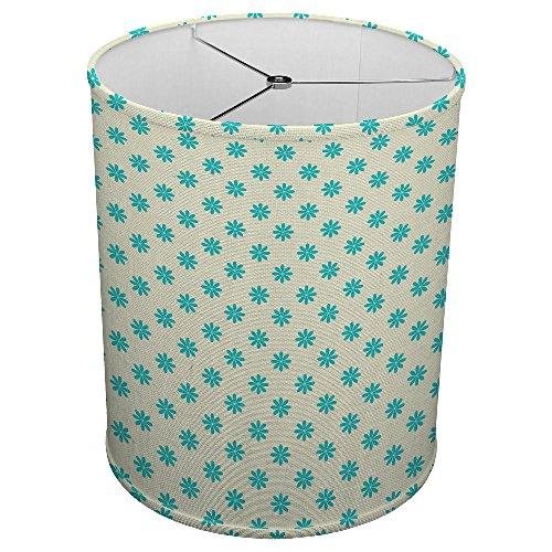 (Hardback Linen Drum Cylinder Lamp Shade 8