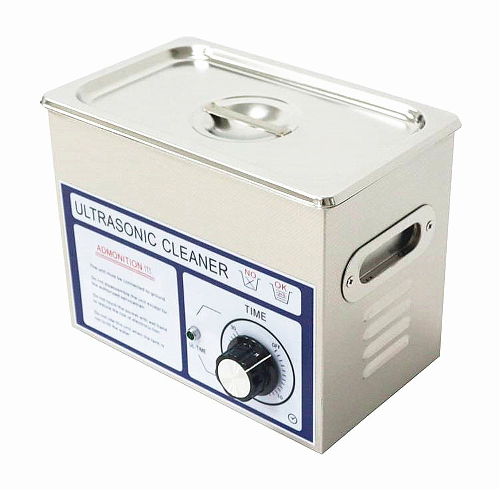 PS-30T Ultrasonic Cleaner Jewelry Ink Cartridge And Nozzle Cleaning Tools 300mmx150mmx150mm 6.7L 180W  B00S7SGY70