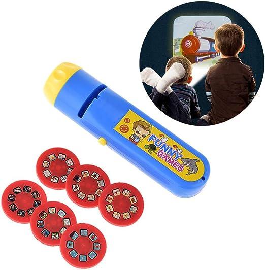 Kinder Projektor Taschenlampe, Kinder Projektion