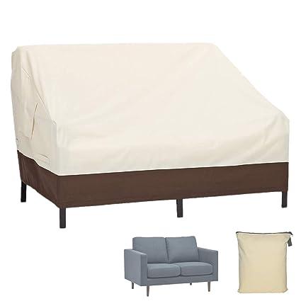 Amazon.com: EPCOVER - Funda para sofá de 2 plazas, funda ...