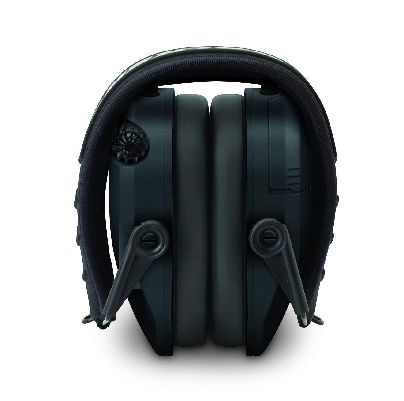 Walkers Razor Slim Electronic Hearing Protection Muffs with Sound Amplification and Suppression and Shooting Glasses Kit by Walkers (Image #5)