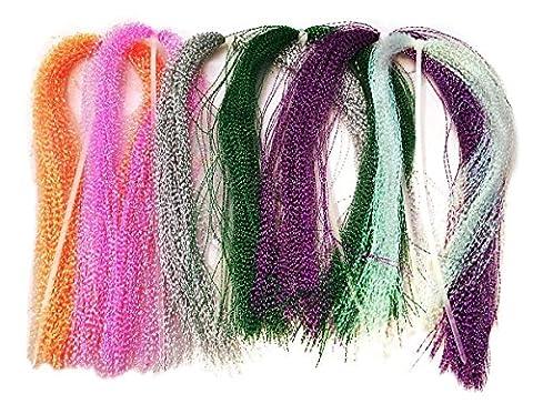Hareline Krystal Flash - Rainbow - Krystal Flash