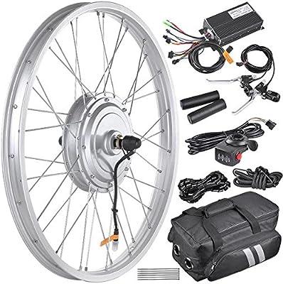 Desconocido Kit de Motor eléctrico de Bicicleta eléctrica de 24 ...