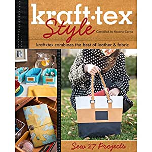 Stash Books-Kraft-Tex Style