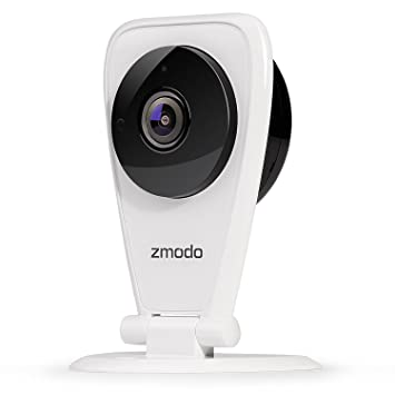 Amazon.com: Zmodo EZCam - Cámara de seguridad IP inalámbrica ...