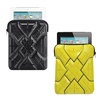 Amazon.com: G-Form The Extreme iPad Sleeve 2 One Size Yellow ...