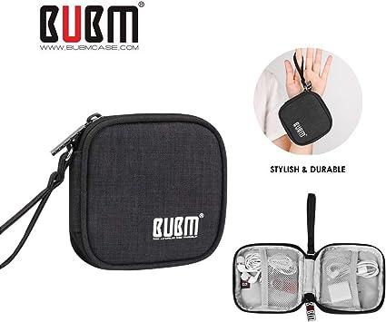 Portable Lightweight Hard Case Box Headset Earphone Earbud Storage Pouch Bag