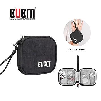 Amazon.com: BUBM - Funda cuadrada para auriculares ...