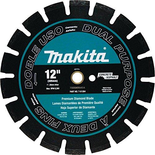 (Makita T-01264 12 Inch Diamond Blade Dual)