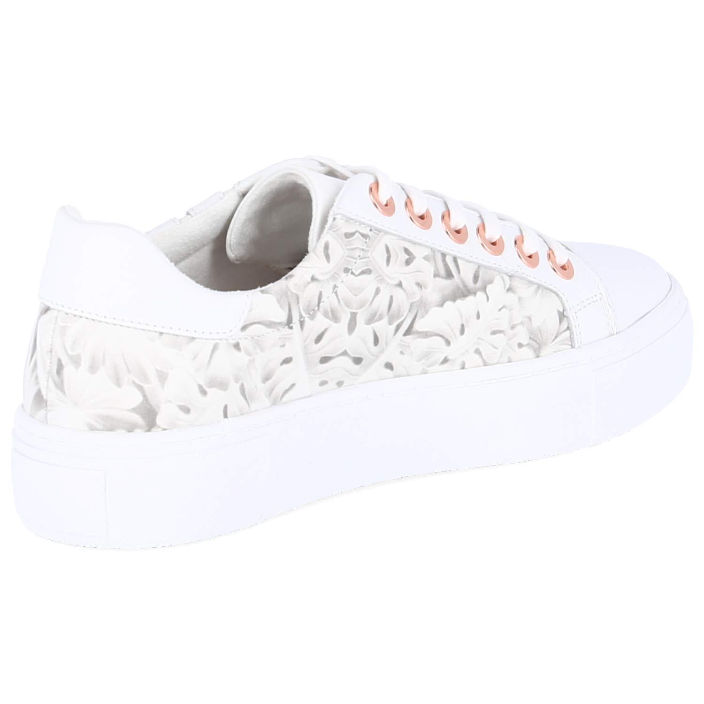 Tamaris, Tamaris, Tamaris, Scarpe Stringate Donna Bianco Bianco b90446