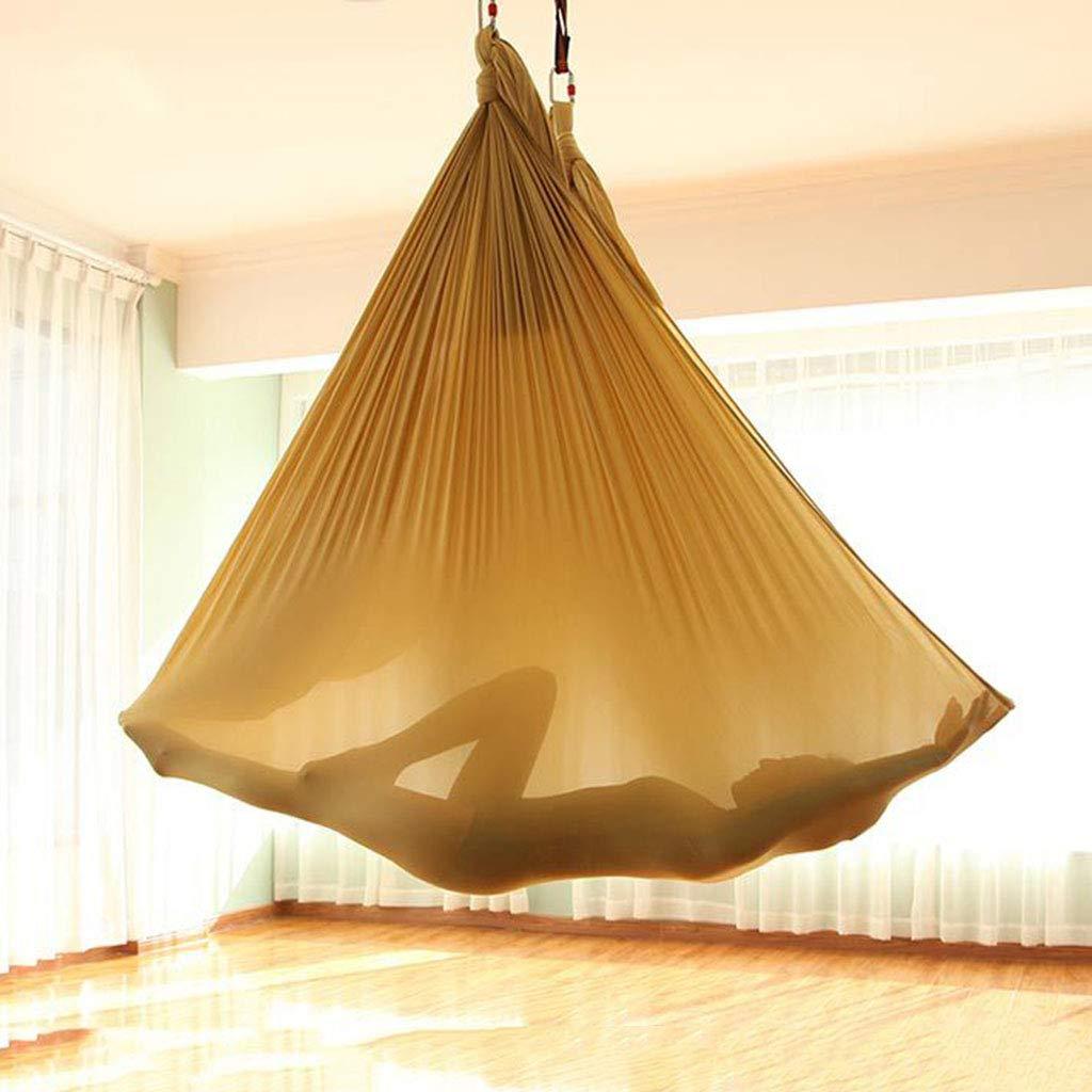 Aéreo Yoga Yoga Columpio Herramienta de Reversa Yoga Hombre ...