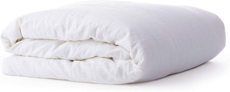 Towel Home Cama 90cm Polycotton Confort Funda N/órdica Blanca