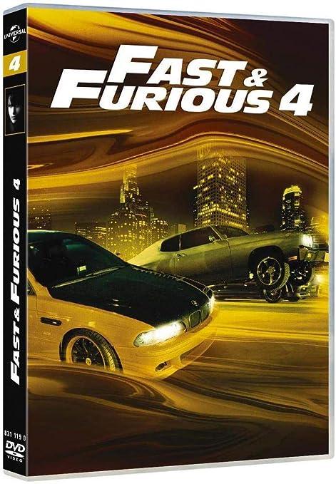 Fast & Furious 4 [Italia] [DVD]: Amazon.es: Vin Diesel, Paul ...