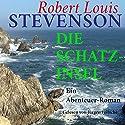 Die Schatzinsel Hörbuch von Robert Louis Stevenson Gesprochen von: Jürgen Fritsche