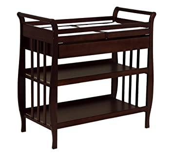 Charmant Amazon.com : DaVinci Emily Baby Changing Table, Espresso (Discontinued By  Manufacturer) : Baby
