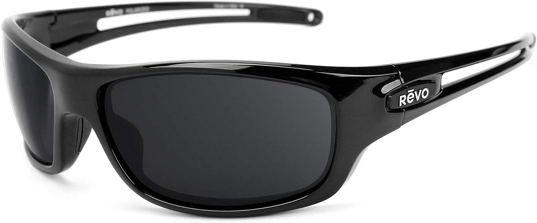 Revant Lenti di Ricambio Revo Guide S RE4070 - Compatibili con Occhiali da Sole Revo Guide S RE4070 Marrone Scuro - Polarizzate Elite