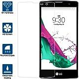 Beiuns Vidrio Templado Protector de Pantalla para LG G4c (pantalla : 5,0 pulgadas)