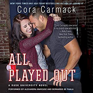 All Played Out Audiobook