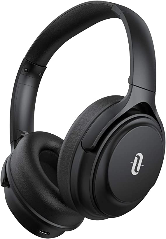 Active Noise Cancelling Headphones Fast Charging