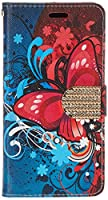 HR Wireless Cell Phone Case for Samsung Galaxy On5 - Butterfly Bliss