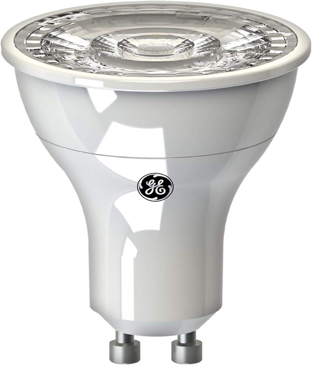 GE Lighting 92291 LED 3.5-watt (35-watt Replacement), 200-lumen GU10 Light Bulb, Reveal, 1-Pack