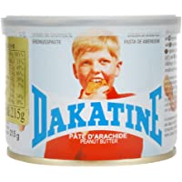 Dakatine 得恩 精巧醇香花生酱 215g(法国进口)