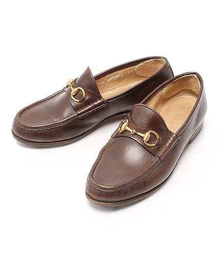 separation shoes b22b6 aa666 Amazon   [グッチ] SIZE 約23cm (M) ビット ローファー ...
