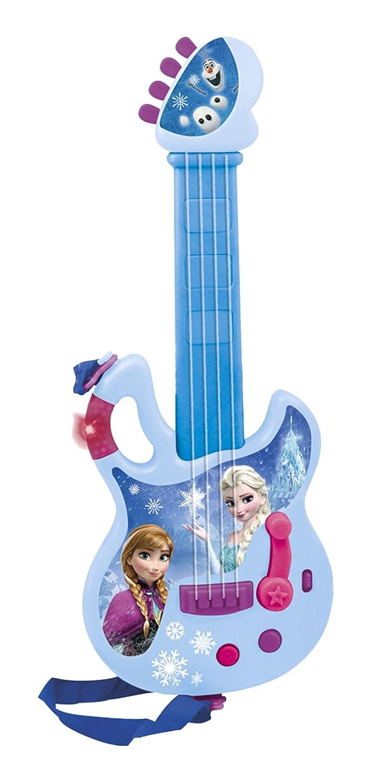 REIG Disney Princess Guitare Frozen, 5385 Claudio Reig