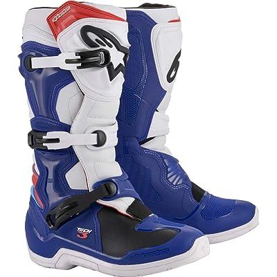 Alpinestars Tech 3 Motocross Boots: Shoes