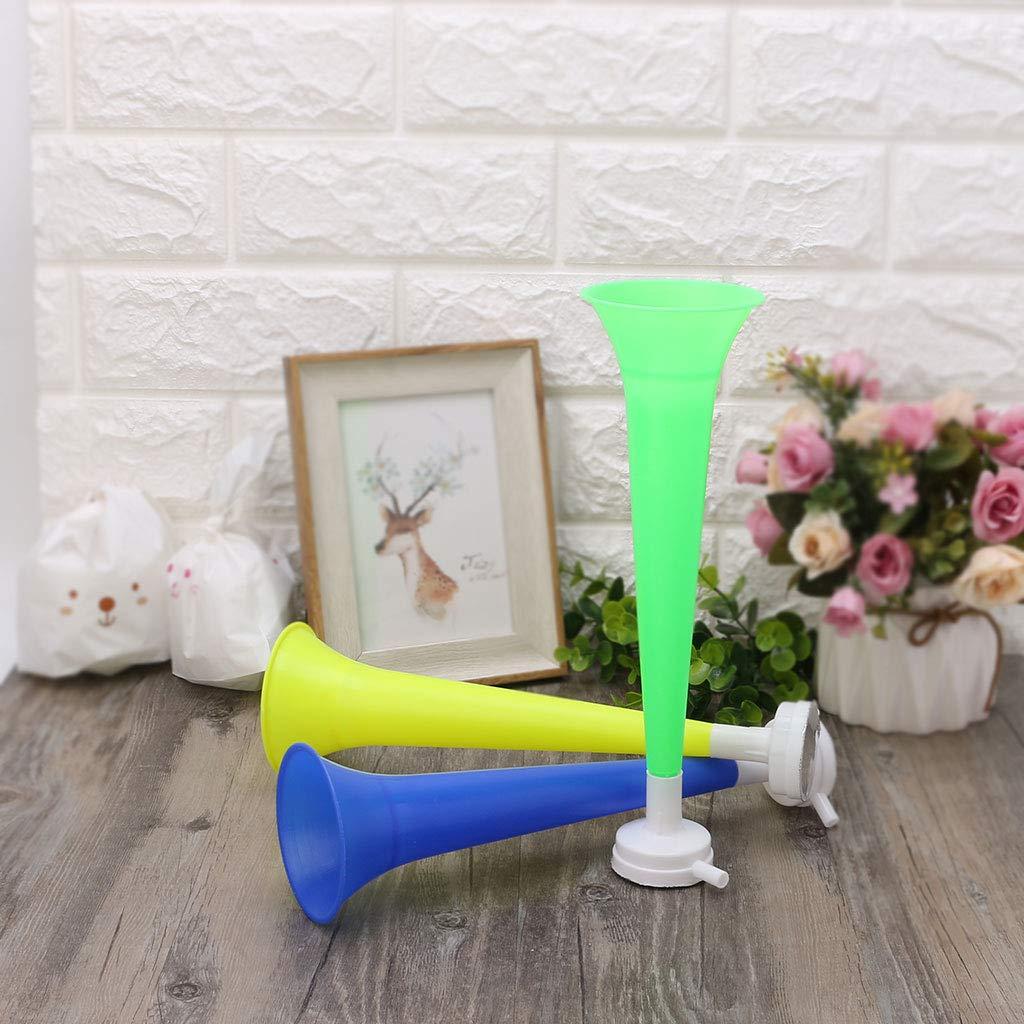 Kalttoy Cheer Horn-Football Spiel-Fans Cheerleading Requisiten Vuvuzela Kindertrompete