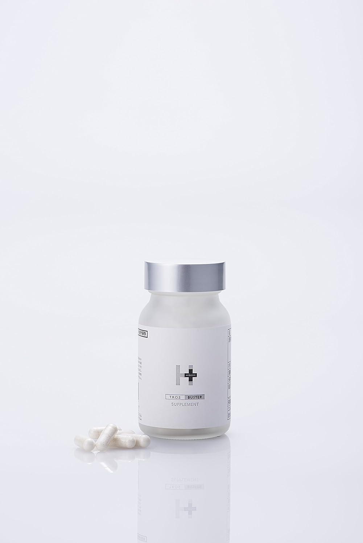 HYDROGEN PLUS(医療機関と連携し開発された水素サプリ)60粒 約1か月分   B076F1W1BY