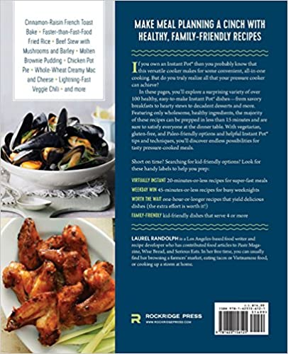 Download pdf the instant pot electric pressure cooker cookbook the instant pot electric pressure cooker cookbook easy recipes for fast healthy meals forumfinder Image collections