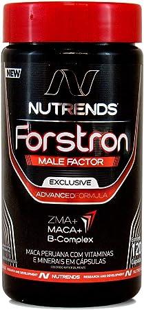 Pro Hormonal Forstron 120 Cápsulas Precursor Testosterona