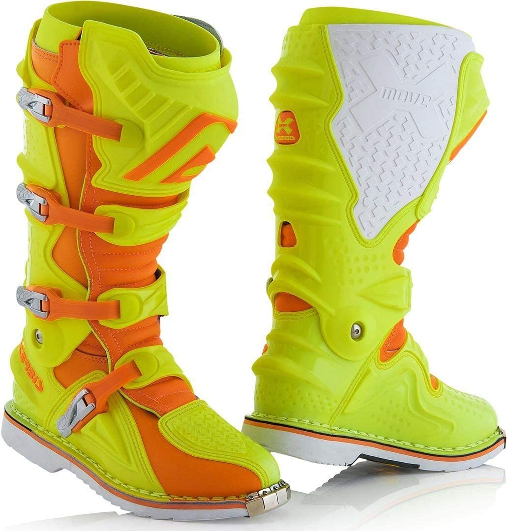 X-Move 2.0 color rojo y azul talla 41 Botas