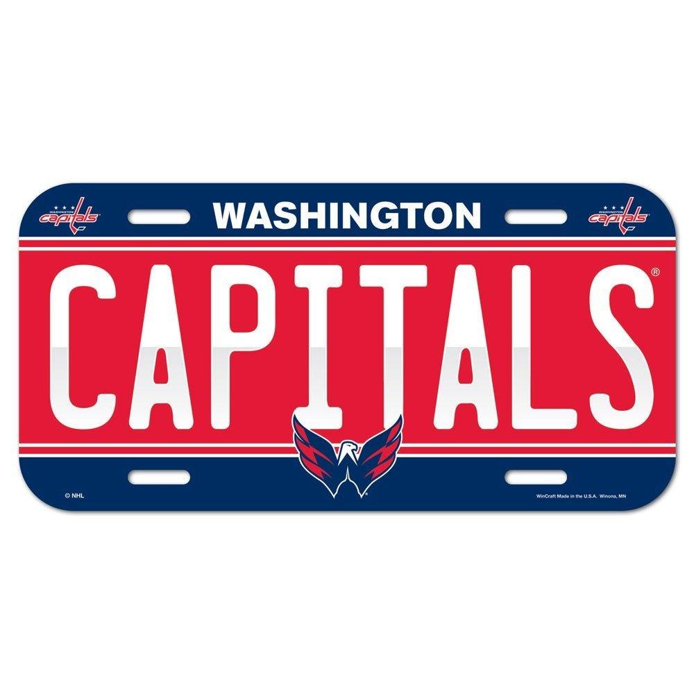 Wincraft NHL Washington Capitals License Plate 89150914