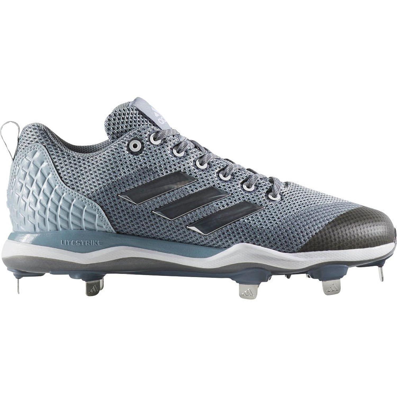 (アディダス) adidas メンズ 野球 シューズ靴 adidas Poweralley 5 Metal Baseball Cleats [並行輸入品] B077XZMTP6 12.0-Medium