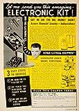 1949 Ad Christy Trade School Chicago Illinois