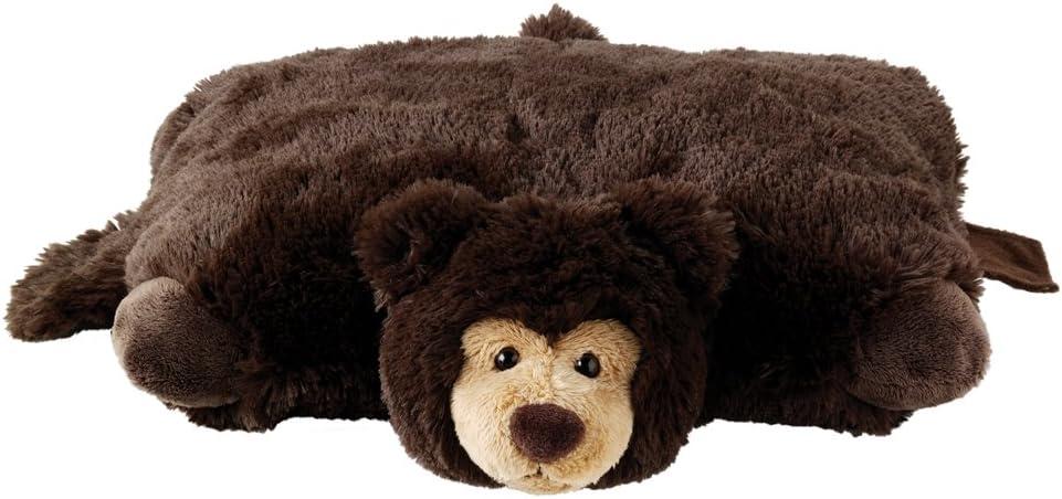 Aroma Home Pillow Friendz Bear Brown
