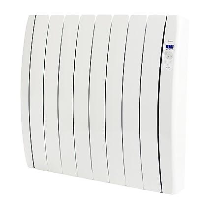 Haverland Inerzia RC8TTS - Emisor Térmico / radiador, 1200 W, color blanco: Amazon.es: Hogar