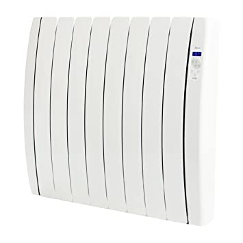 Haverland Inerzia RC8TTS - Emisor Térmico / radiador, 1200 W, color blanco