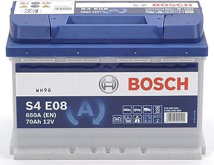 : Bosch S5A08 Batterie de Voiture 70Ah 760A
