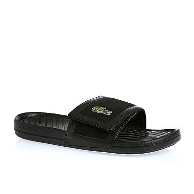 167fd4b17085c Lacoste Fynton Flip Flops - Black  black  Amazon.co.uk  Shoes   Bags