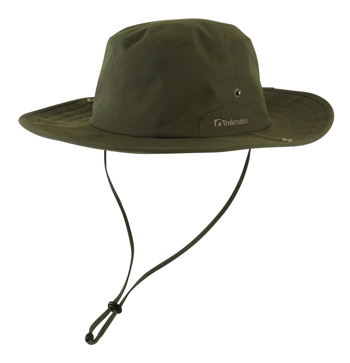 2ac0b1c2eb1 Trekmates Expedition Gore-Tex Walking Travel Hat (2018) - Forest Green