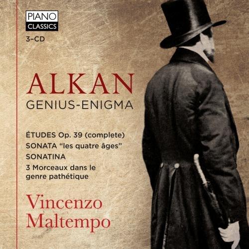 Charles-Valentin Alkan: Genius-Enigma