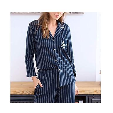 Amazon.com: Autumn Pajamas - Traje de invierno de manga ...
