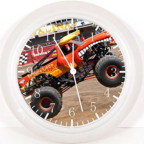 Bigfoot Monster Truck Jam Wall Clock E298 Nice For Gift or Home Office Wall Decor 10