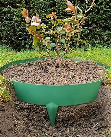 Core borde anillo de jardín de acero 600 mm de diámetro (varios ...
